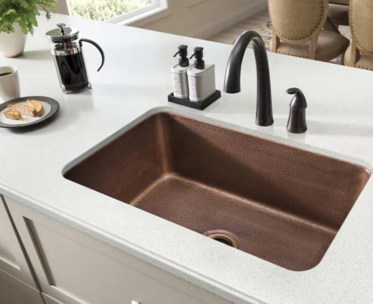 Chậu rửa nhà bếp cao cấp giá rẻ, vật liệu sử dụng thế nào cho phù hợp